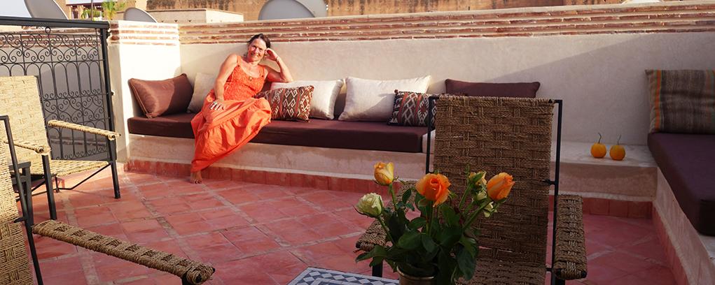 A_Bodil på terrasse