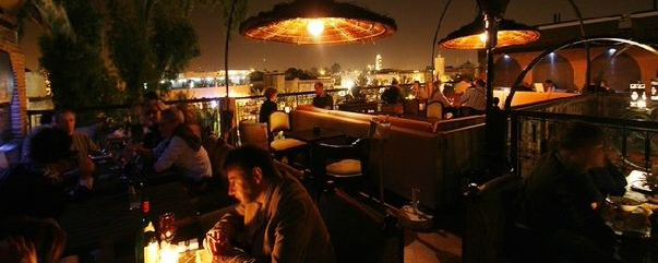 Kosy-bar-Marrakech